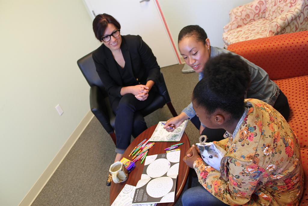 Nursing Partnership Provides Critical Client Care While