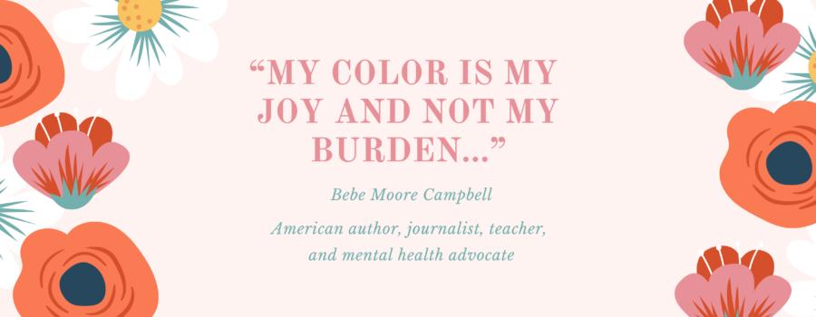 BIPOC Mental Health Awareness Month (July 2021)